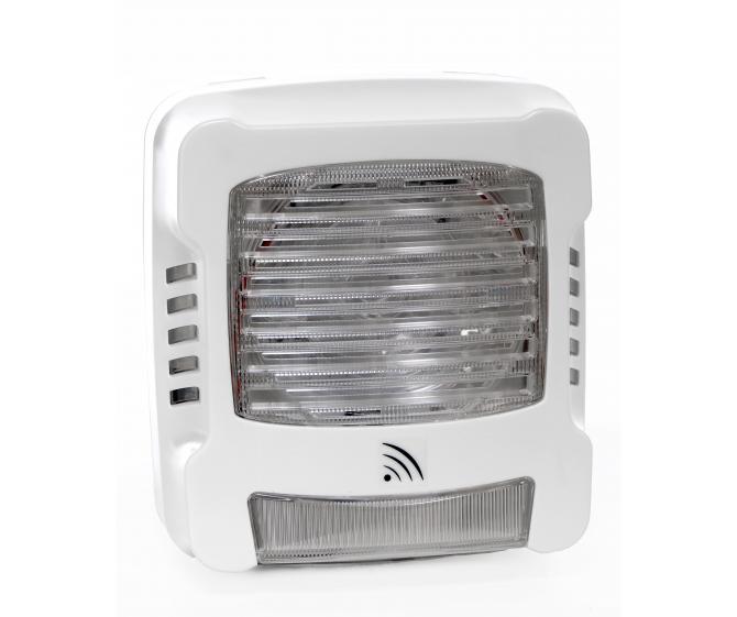 11204 Avertisseur Sonore flash Radio sans répéteur