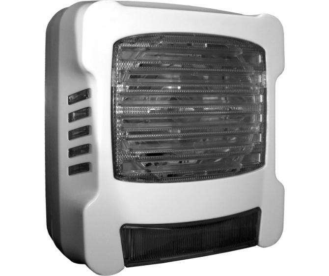 12145 Diffuseur sonore flash blanc
